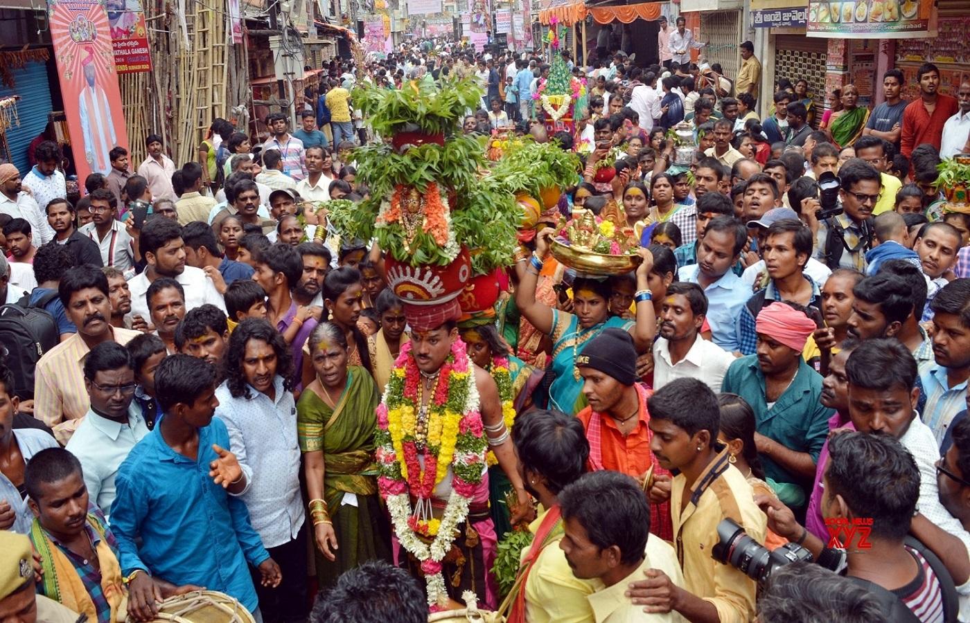 Bonalu Festival Telangana
