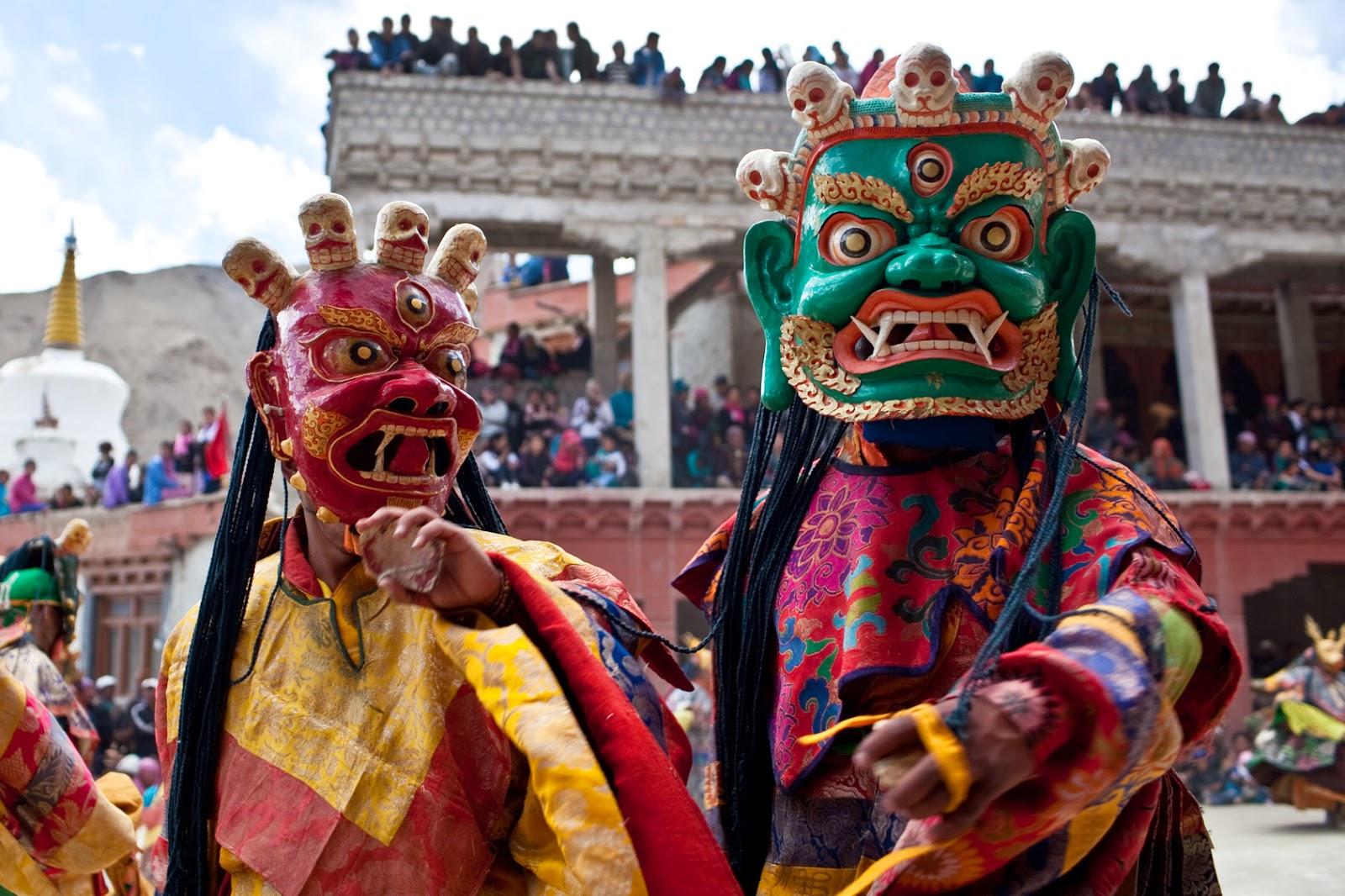 Yuru Kabgyat Festival Ladakh