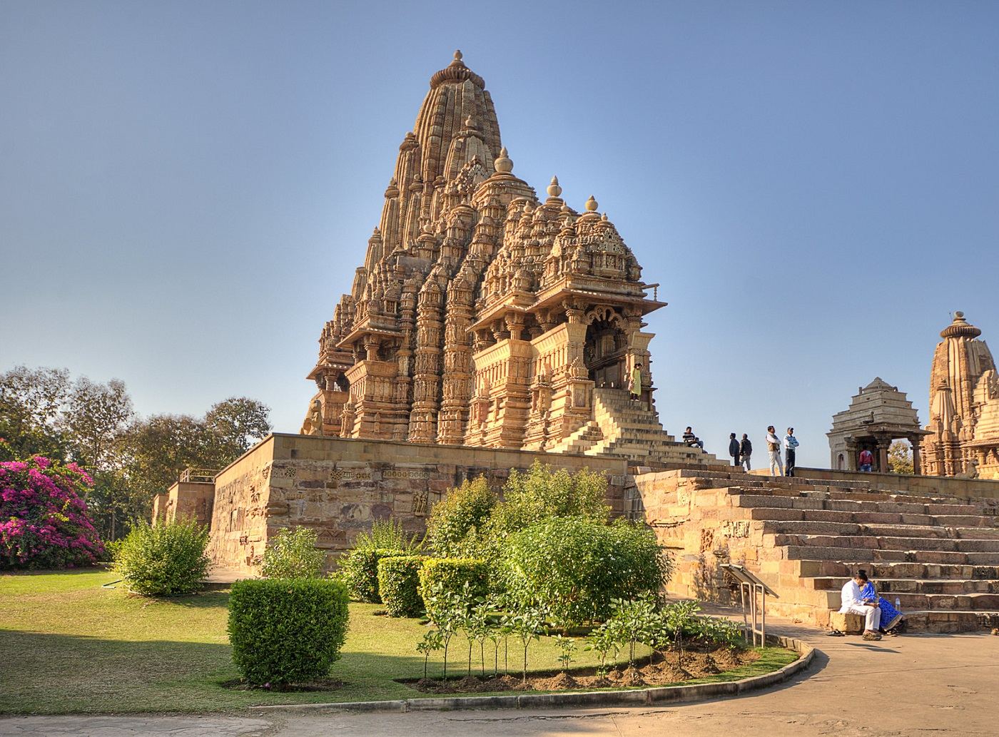 Kandariya Mahadev Temple, Khajuraho