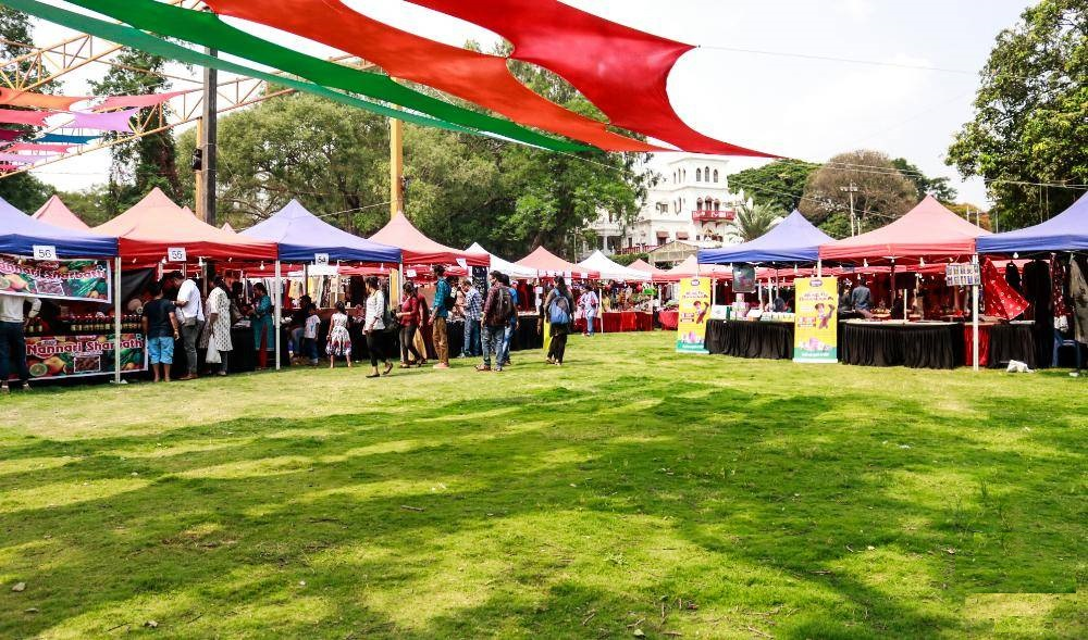 Bangalore Shopping and Food Festival