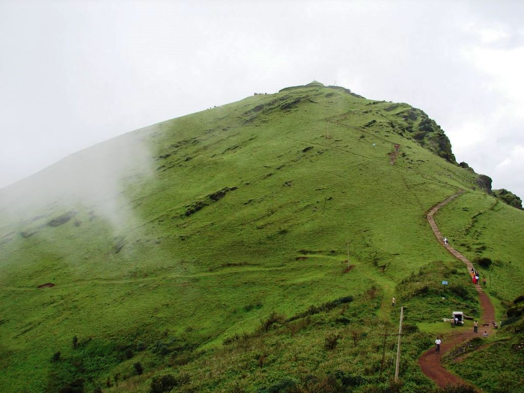 Mullayanagiri, Chikmaglur