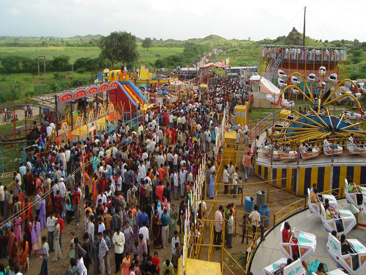 Tarnetar Fair, Gujarat