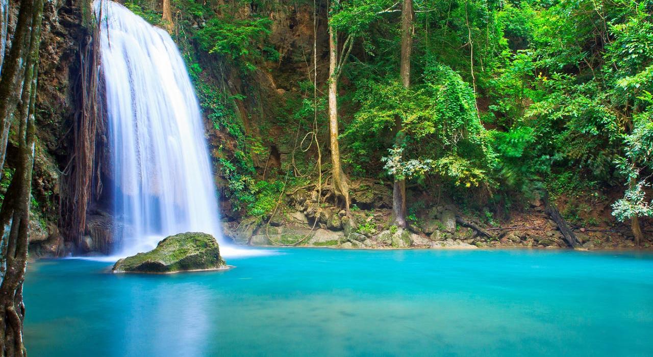 Pachmarhi Waterfall