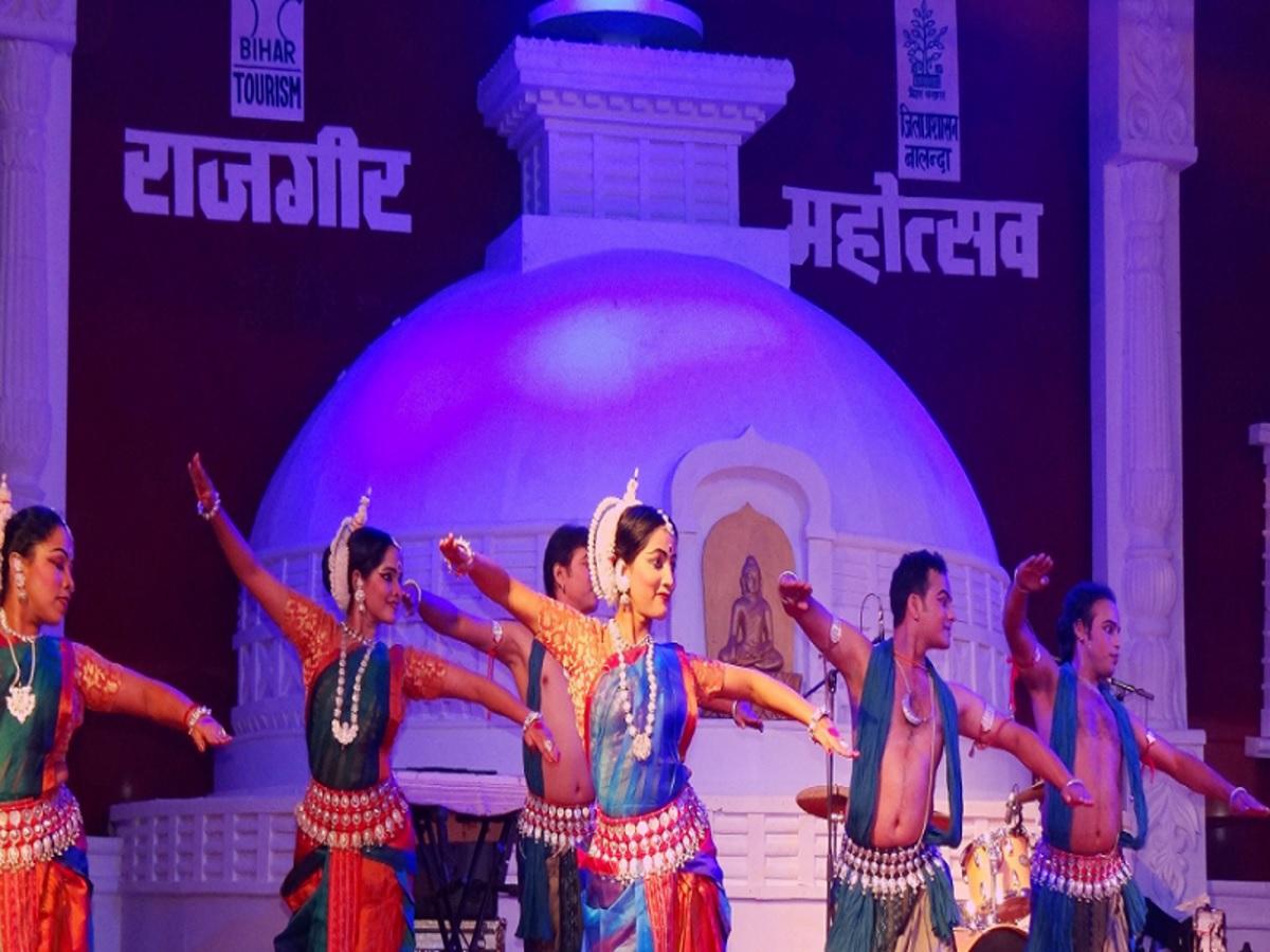 Rajgir Dance Festival
