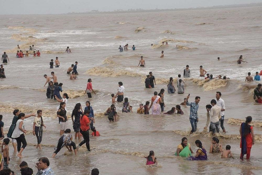 Dumas Beach Surat, Gujarat