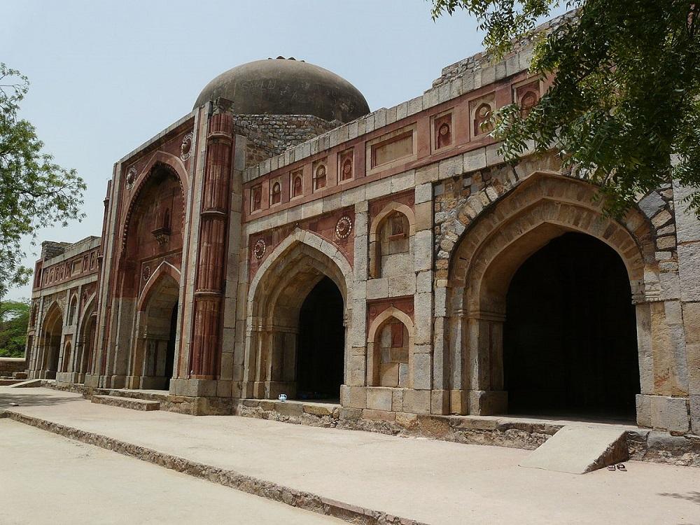 Jamali-Kamali Masjid, Delhi