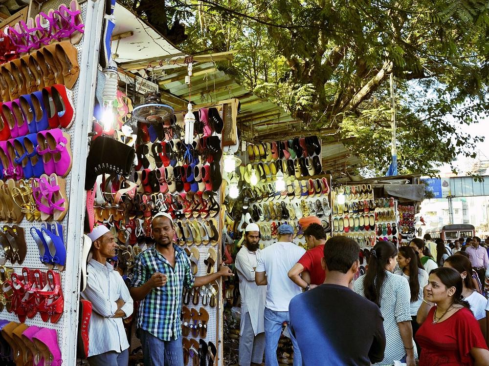 Linking Road Market Bandra Mumbai