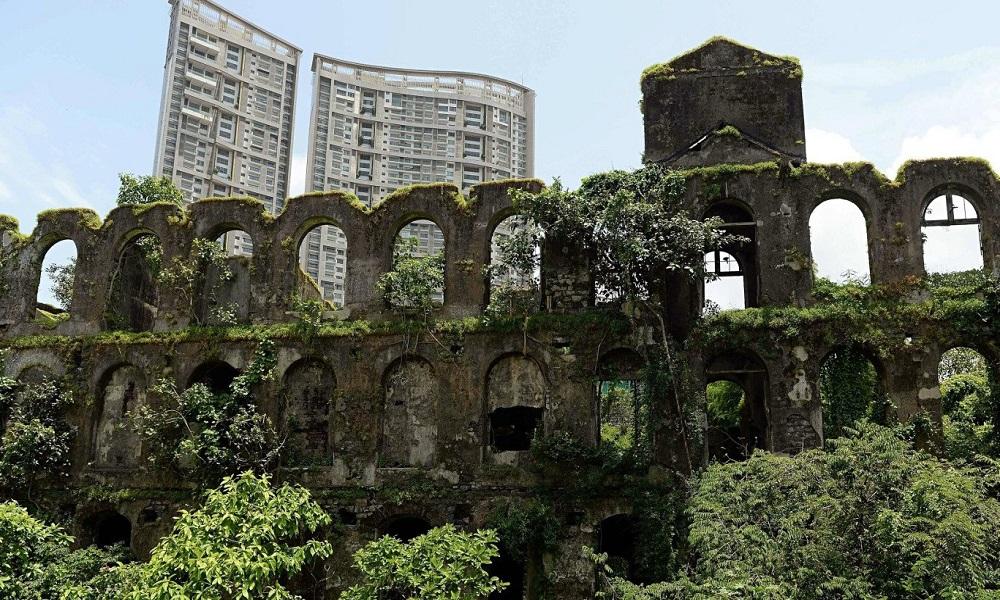 Mukesh Mills Mumbai