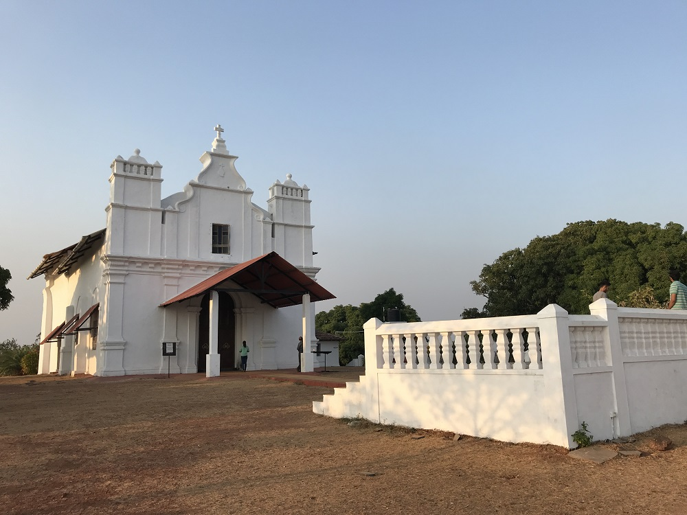 Three Kings Church Goa